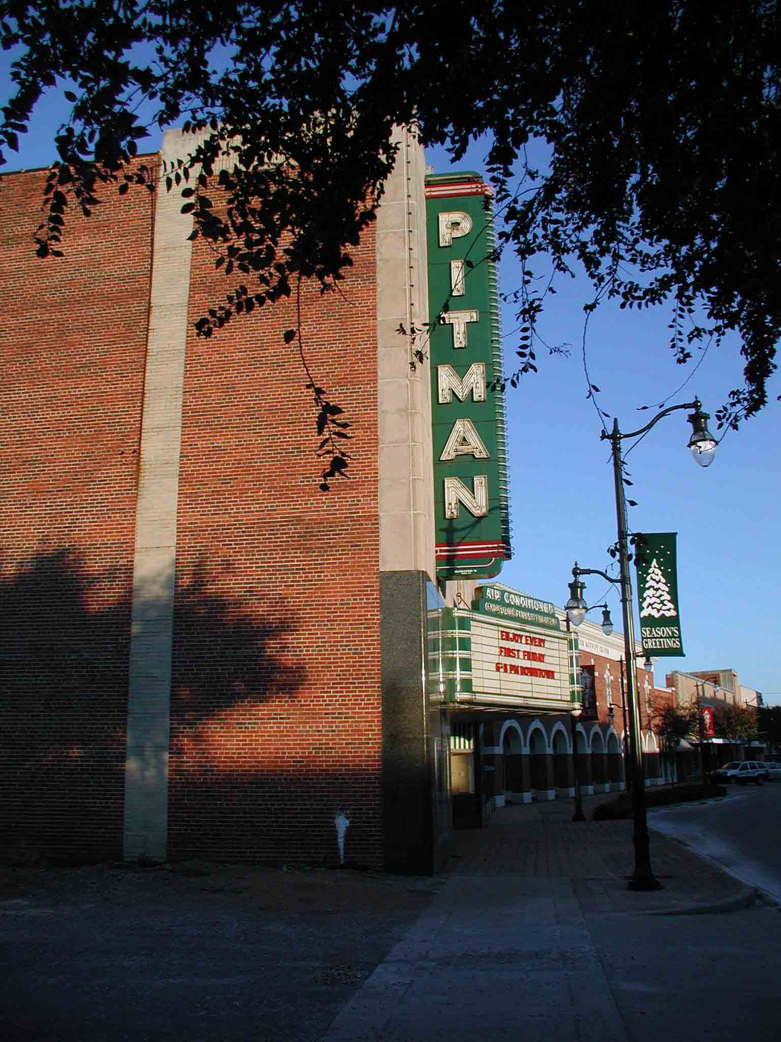 Pitman Theater